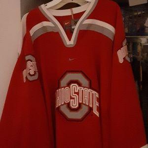 Xl ohio state hockey jersey